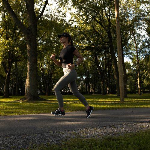 La course à pied – reprise des habitudes à l'automne